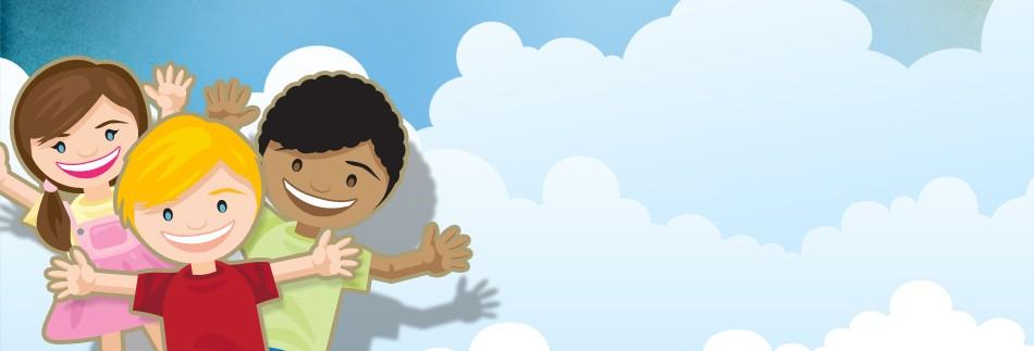 Kids Website Banner