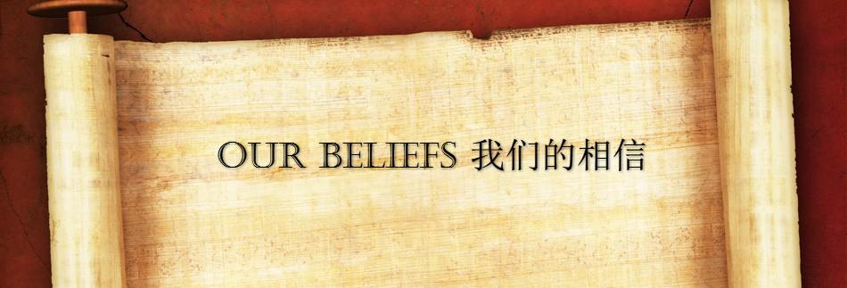 Scroll Website Banner